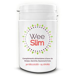 Perdre du poids avec WeeSlim est encore plus rapide.