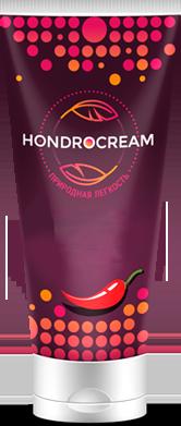 Qu'est-ce que c'est Hondrocream? Composition du produit?