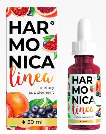 Harmonica Linea - Fonctionne dans toutes les situations.
