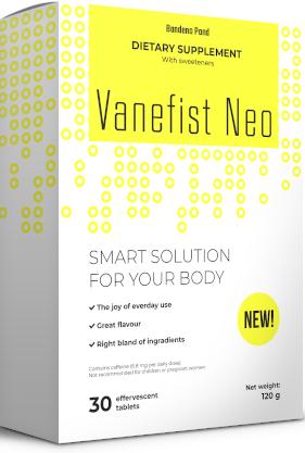 Qu'est-ce que c'est Vanefist neo? Composition du produit?