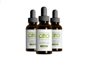 Comment ça fonctionne Essential CBD Extract? Ingrédients.