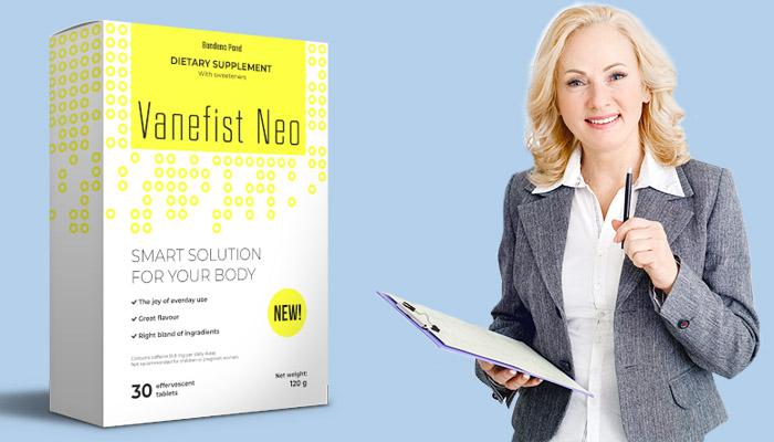 Comment ça fonctionne Vanefist neo où acheter? Effets d'utilisation.