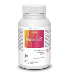 Comment ça fonctionne Purosalin? Composition du produit.