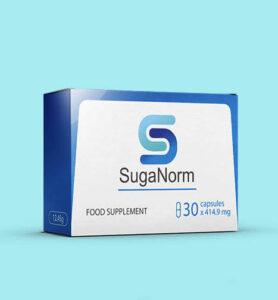 Comment ça fonctionne Suganorm? Composition du produit.