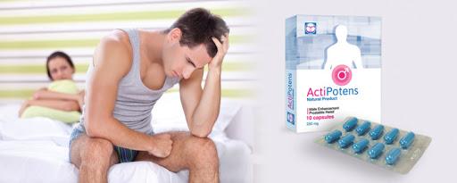 Est-ce qu'il y a des effets secondaires Actipotens?