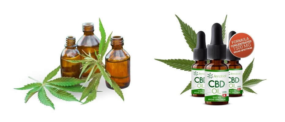 Essayez qui ne contient que des ingrédients naturels ANNABIOL CBD