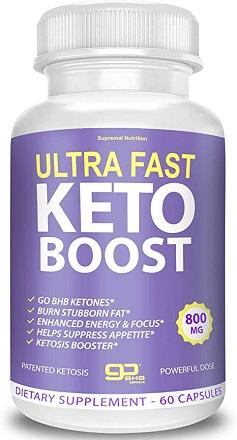 Qu'est-ce que Ultra Fast Keto Boost? Comment ça va fonctionner?